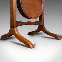 Antique Monoplane Folding Cake Stand, Mahogany, Afternoon Tea, Table, Edwardian (11 of 12)