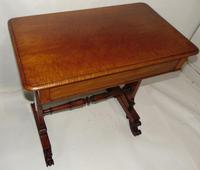 Scottish Late Regency Mahogany Writing Table (8 of 8)