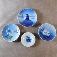 Four Royal Copenhagen Minature Dishes (10 of 10)
