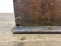 Antique Elm Blanket Box (7 of 10)