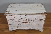 Victorian Painted Blanket Box Chest C1870 (10 of 12)