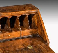Mid 18th Century Walnut Bureau of Exceptional Colour & Patina (8 of 8)