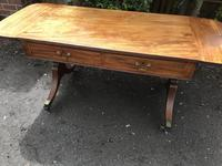 Sofa Table Free Standing Draws Either Side (7 of 11)
