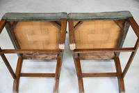 Pair of Chippendale Style Chairs (12 of 12)