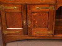 Arts & Crafts Dresser in Oak (13 of 13)