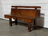 Rustic French Hall Bench (11 of 23)