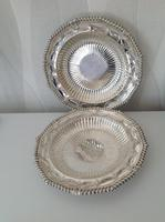 Pair of Paul Storr Antique Georgian Silver Dishes 1811 (8 of 12)