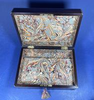 Victorian Rosewood Gentlemen's Vaniety Box (5 of 13)