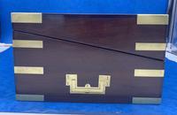 Georgian Solid Mahogany Box (6 of 11)
