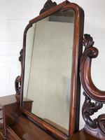 Victorian Mahogany Duchess Dressing Table (13 of 21)