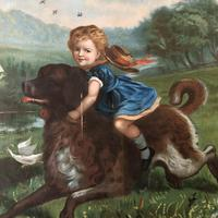 Victorian Grocer Advertising Calendar 1889 - Croydon Interest (4 of 11)