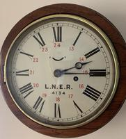 LNER Genuine Railway Clock (11 of 11)