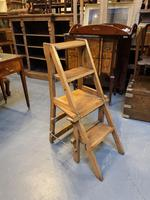 Metamorphic Library Chair Steps (6 of 10)