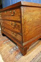 19th Century Country Elm Trunk (12 of 13)