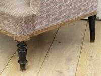 Antique Napoleon III Armchair for re-upholstery (4 of 8)
