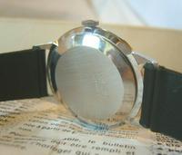 Vintage Swiss Wristwatch 1970s Gentlemans 17 Jewel Limit With Castrol Logo Dial Fwo (6 of 12)