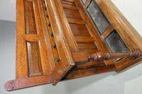 Fine Late 19th Century Country House Oak Hall or Stick Stand (3 of 5)