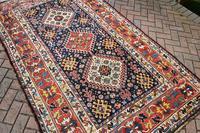 Good antique Luri carpet 250x156cm (2 of 10)