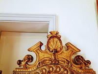 Pair of Italian Large Gilt Mirrors (6 of 10)