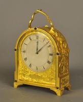 Excellent English Fusee Carriage Clock - James Murrey, London, Probably case by Thomas Cole (2 of 14)