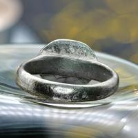 The Ancient Medieval Silver Cross Ring (4 of 4)
