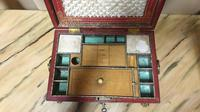 Regency Leather Sewing Box (12 of 13)