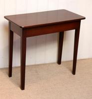 Mid 19th Century Low Mahogany Table (6 of 10)