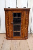 Oak Corner Cupboard (4 of 9)