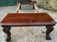 Very Large Victorian Extending Dining Table in Mahogany (16 of 17)