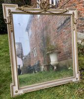 Set of Three Painted & Gilt Mirrors (9 of 9)