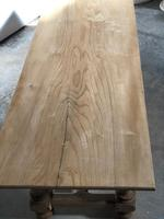 French large oak farmhouse dining table (2 of 38)