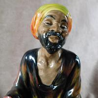 "Royal Doulton ""The Mendicant"" HN1365 Figurine (3 of 8)"