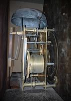 Late 18th Cent Mahogany 8 Day Longcase Grandfather Clock (5 of 6)