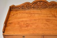 Antique Camphor Wood Military Campaign Chest of Drawers (11 of 12)