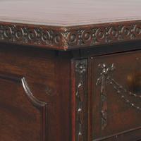 Rare Georgian Period Adams Style Mahogany Desk (5 of 15)