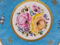 Vintage German Porcelain Plates / Chargers Bavarian /Set of Three (18 of 32)