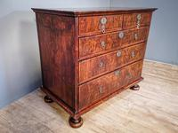 18th Century Walnut Chest of Drawers (7 of 11)