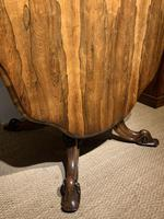 Victorian Rosewood Centre Table / Loo Table (9 of 11)