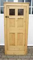 Early 20th Century Pine Hall Cupboard (17 of 17)