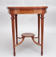 19th Century Satinwood Table (5 of 8)