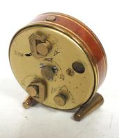 Antique Travelling Mantel Clock with Original Leather Outer Case 8-Day Mantel Clock by Looping with 7 Jewels (6 of 9)
