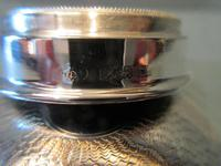 Immaculate George V Period Silver Domed Top Pill Box (4 of 6)