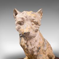 Antique Decorative West Highland Terrier, British, Westie Dog, Edwardian c.1910 (9 of 12)