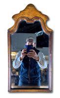 Georgian Walnut Dressing Mirror (6 of 6)