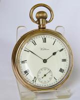 1912 Waltham Traveller Pocket Watch (2 of 5)