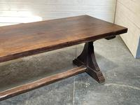 French Farmhouse Dining Table & Benches Set (17 of 33)