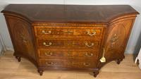 Reproduction Painted Satinwood Sideboard (9 of 12)