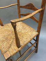Early 19th Century Country Chair, stamped (4 of 10)