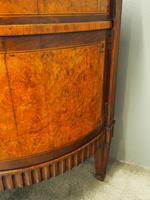 Dutch Marble Top Burr Elm Commode / Chest (9 of 13)