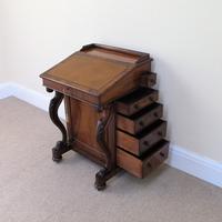 Walnut Davenport Desk (7 of 9)